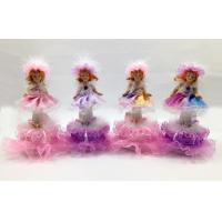 Buy cheap Handmade Porcelain Doll Victorian Music Box 8