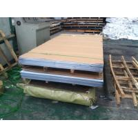 Buy cheap 2B BA Stainless Steel Sheet For Decoration ASTM 444 2000 - 6000mm Length from wholesalers