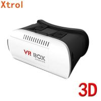 Buy cheap VR BOX Version VR Virtual Reality Glasses rift 3d movies Games for 3.5 - 6.0 Smart Phone from wholesalers