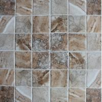 Buy cheap Ceramic Bathroom Floor Tiles / Rustic Ceramic Tile Low Water Absorption from wholesalers