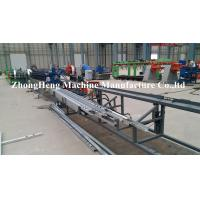 Buy cheap 380v PLC Automatic Stud And Track Roll Forming Machine For C / U profile from wholesalers