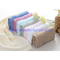 Buy cheap Super absorbent and soft 500GSM hotel quality luxury towels for face from wholesalers