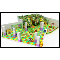 Buy cheap 3-12 Years Old Kids Commercial Indoor Playground with Double Slide Indoor Soft Playground from wholesalers