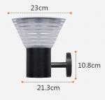 Buy cheap IP65 Waterproof 160lm/w 5W Solar LED Garden Light from wholesalers