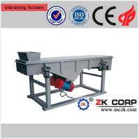 Buy cheap Building Material Linear Vibrating Screen / Electromagnetic Vibrating Feeder from wholesalers