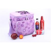 Buy cheap Large Capacity Customized cute printing Convenient  thermos cooler bags for family product