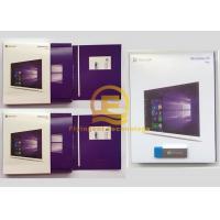 Original Microsoft Win 10 Pro OEM Full Data USB / Key Code Lincense