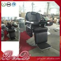 Buy cheap purple salon furniture barbers chairs salon set hydraulic bases for chairs product