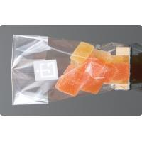 OPP Clear Block Bottom Bags For Packing Candy , Heat Sealing