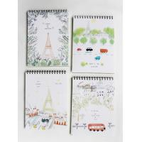Buy cheap promotional notebook spiral notebook with pvc cover any size any print from wholesalers