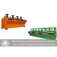 Buy cheap Iron Ore Flotation Machine for Classification  , Mineral Flotation Separator from wholesalers