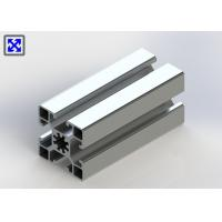 Buy cheap 10.2mm Hole 45 * 45 Aluminum T Slot Table Plates 1.3mm Thickness Design from wholesalers