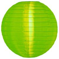 Buy cheap Apple Green Nylon Lanterns from Wholesalers