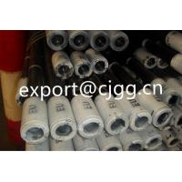 Buy cheap EU Ends Seamless Casing Pipe API 5CT P110 , Carbon Steel Oil Field Pipe OD 4 1/2'' - 20'' from wholesalers