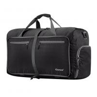 Buy cheap OEM supplier 60L Fashional Foldable Travel Duffel Bag Durable210D nylon Water Proof and Tear Resistant fabric from wholesalers