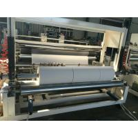 Buy cheap Paper Towel Rewinder Machine With Air Inflating Shaft For Paper Roll Slitting And Rewinding from wholesalers