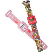 Buy cheap Cartoon Paper Wrist Watch Lady Buckle Watches For Present from wholesalers