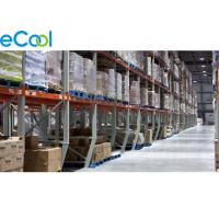 Buy cheap Custom Size Modern Rack  Logistics Cold Storage For Large Cargo  Trading And Distribution from wholesalers