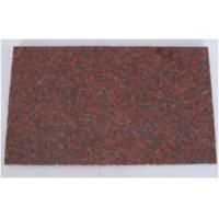 24X24 Imperial Red Granite Flooring Types Corrosion Resistant Design