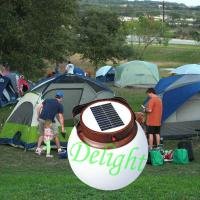 Buy cheap Outdoor Led Solar Camping Lantern (DL-SC06) from wholesalers