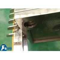 Buy cheap Stainless Steel Filter Press TBSJL400-3 With Stainless Steel Filter Plate Used For Edible Oil Filtration from wholesalers