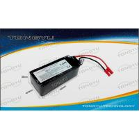Buy cheap Light Weight RC LIPO Battery Pack 11.1V 5200mAh 30C For Electric Aviation from wholesalers