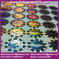 Buy cheap Dot matrix hologram label in China from wholesalers