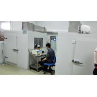Buy cheap 3M³ Environmental Test Chambers Clean Air Delivery Rate Testing Single Phase 50-300 V from wholesalers