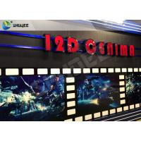 Buy cheap Pneumatic System XD Theatre Cinema With Terrifying Movie Fiberglass Luxury Chair product