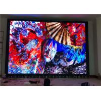 Buy cheap High Brightness P3 Stage LED Screens With 576*576mm Die - Casting Aluminum from wholesalers