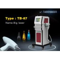 Buy cheap 2000MJ Nd Yag Laser Permanant Makeup Removal Machine ,Tattoo Removal Equipment from wholesalers