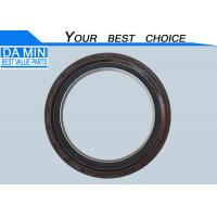 Round Metal Crankshaft Rear Oil Seal For 10PE1 ISUZU Engine 1096255250