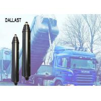 Buy cheap Single Acting Hydraulic Lift Ram  Long Stroke Telescopicing For Tipper Front Lifting product