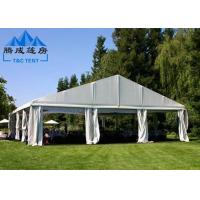 Buy cheap PVC Rooftop Waterproof Canopy Tent With Sandwich Panel Wall / Electric Shutter Door from wholesalers