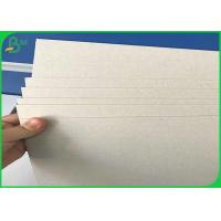 Buy cheap Gray Book Binding Board 1400gsm / 900gsm 25 Inch / 41 Inch Gray Straw Board from wholesalers