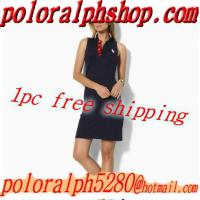 Buy cheap wholesale Ralph Lauren women' s Polo pony France Cotton T-shirts shirt paypal 1pc freeship from wholesalers