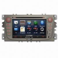 Buy cheap In-dash DVD Player for Ford, with Bluetooth/Navigation, Ideal for Apple's iPod/iPhone/iPad from wholesalers