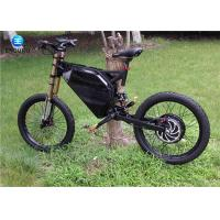 Buy cheap Adrenaline 72v 5000w Enduro e Bike , 7 Speed Electric Enduro Motorcycles from wholesalers