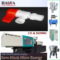 Buy cheap Screw Barrel PVC Pipe Fittings Making Machine , PVC Connection Pipe Machine from wholesalers