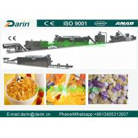 Buy cheap Automatic Bulk Corn Flakes Production Machine Price  Good condition corn flake production line/corn flakes manufacturing from wholesalers