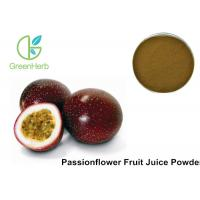 Buy cheap Custom Passion Fruit Juice Powder Improve Juice Taste And Scent For Food from wholesalers