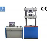 Buy cheap 5000 kg Celtron Load Digital Tensile Testing Machine , Cell Compression Tensile Strength Tester from wholesalers