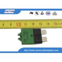 Buy cheap Automotive Blade Fuse 5A 14Vdc Auto Reset Circuit Breaker For Cars Truck Motorcycle from wholesalers