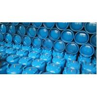 Buy cheap 6KG Compressed LPG Gas Cylinder Low Pressure With 13L Water Capacity from wholesalers