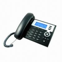 Buy cheap VoIP Phone with 2SIP Lines or 1IAX2 Line from wholesalers