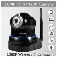 Buy cheap Wansview PTZ IP Camera with 1280X1080p IR-Cut Night Vision WiFi Talk Back Motion Detection Black 620GA from wholesalers
