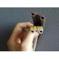 Buy cheap Professional Yellow Door Rubber Seal / Wooden Door Frame Seals For Home from wholesalers