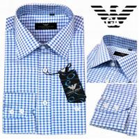 Buy cheap Mens Cheap Giorgio Armani Dress Shirt China Wholesale from wholesalers