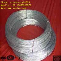 Buy cheap 2mm Galvanized Wire With Iron Wire Material product