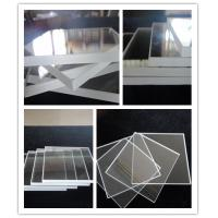 Buy cheap Quartz Plate  for UV Machine in Printing Industry from wholesalers